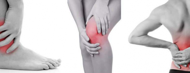 Ankle Knee Back Pain